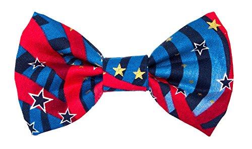 (Noddy & Sweets Fliege für Hunde Halsband [Captain America])