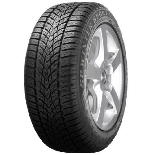 Pneumatici, gomme auto invernali Dunlop WINTER 4D 225/50 R17 98 H (efficienza energetica E; aderenza sul bagnato C; indice di rumorosità 1 (68 dB))
