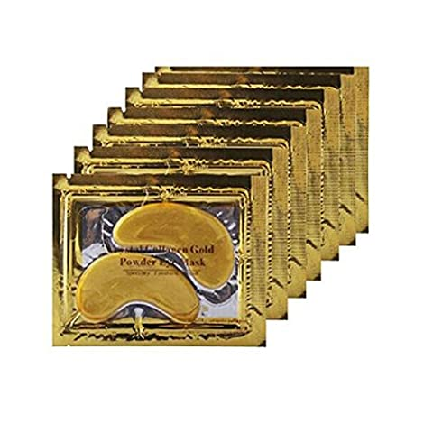 Boolavard® TM 10 paires New Cristal Gold Dust Gel Collagène