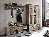 Garderobe Dielenset Garderobenset Flurgarderobe Komplettgarderobe