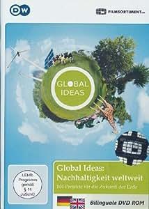 Global Ideas: Nachhaltigkeit weltweit - 104 Projekte für die Zukunft der Erde (PC+MAC)