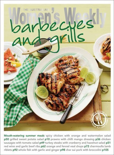 Barbecues and Grills (The Australian Women's Weekly Essentials) by The Australian Women's Weekly (2011) Paperback