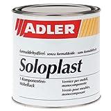 Soloplast STQ G30 750ml Matt Klarlack Möbel lackieren Holzlack