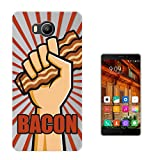 C0698 - Funny Cool Bacon Hand Food Bacon Love Design