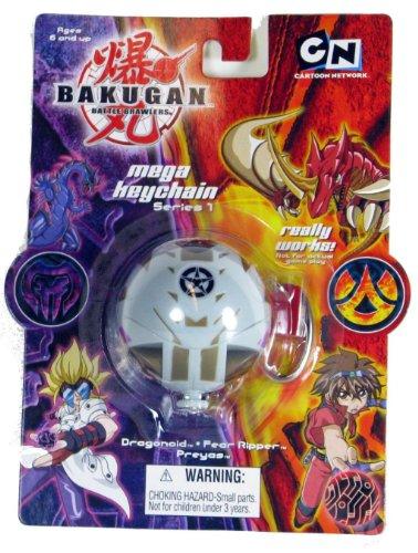 Bakugan Mega Keychain Series 1 Preyas by Bakugan