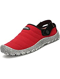 ukStore Sommer Freizeitschuhe Atmungsaktiv Sandalen Clogs Draussen Schuhe Slippers Hausschuhe Pantoletten Latschen für Damen Herren