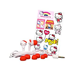 Nintendo Dsi und DS Lite Hello Kitty Earphone Set