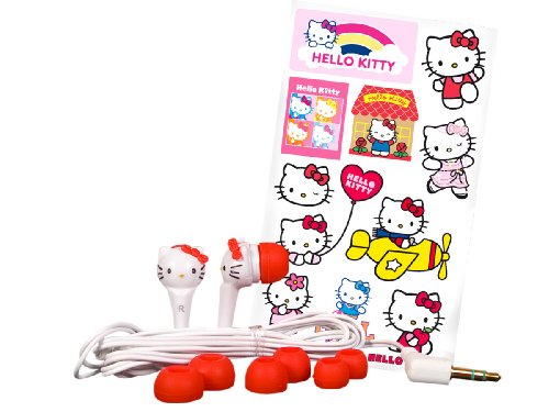 Nintendo Dsi und DS Lite Hello Kitty Earphone Set -