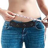 Adkwse Hosenerweiterung Schwangerschaft 4 Pack,Elastischer Schwangerschaftsgürtel in Schwarz
