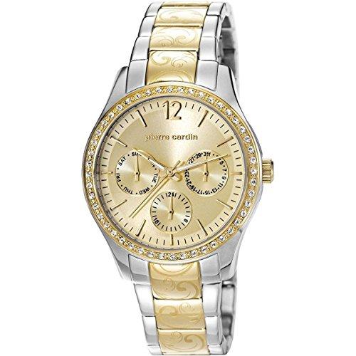 Pierre Cardin Montre bracelet de montre femme acier inoxydable pc106952F05
