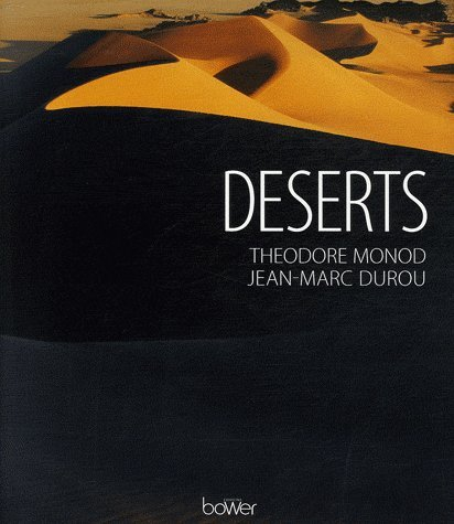 Descargar Libro Déserts de Théodore Monod