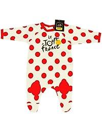 ef644d431 Le Tour De France - Pijama Entero - Manga Larga - para bebé niño