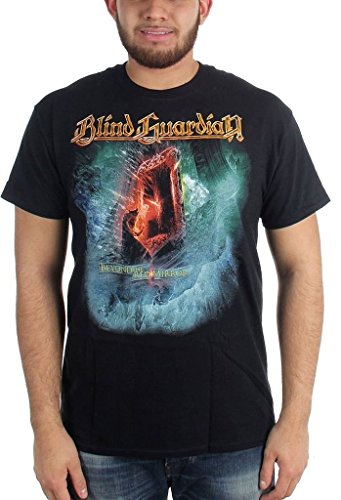 Blind Guardian Beyond The Red Mirror Uomo Black Maglietta