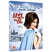 Pam Ann - Non Stop - Live from New York City