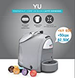 yu caffitaly professional macchina caffè NUOVA + kit degustazione