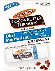 Beurre De Cacao Formule Hydratante Lèvre Baume De Palmer Avec La Vitamine E Et Spf 15