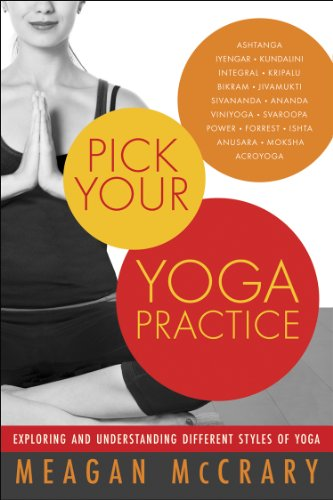 Pick Your Yoga Practice: Exploring and Understanding ...