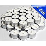 NK-CANDLES - Velas pequeñas, candelitas (100 unidades)