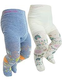 EveryKid - Leggings - para bebé niño
