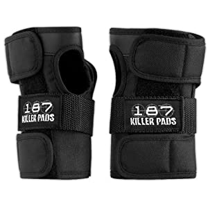 187 Killer Pads Wrist Guards, S
