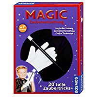 Kosmos-698799-Magic-Zauberausstattung Kosmos 698799 – Magic Zauberausstattung -