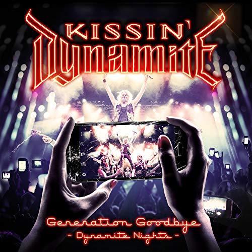 Kissin' Dynamite: Generation Goodbye-Dynamite Nights (2 CDs + BluRay) (Blu-ray)