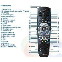 Telecomanda DOLCE HD HD78ROM - Mando a Distancia Universal Dolce HD Romania