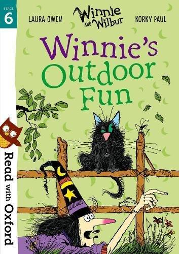 Winnie's outdoor fun