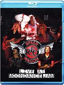 REO Speedwagon - Live at Moondance Jam [Blu-ray]