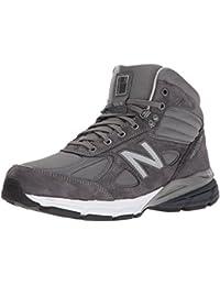 New Balance Herren MO990V4 Trail Laufschuhe 44 EUR - Width 2E Black/Grey