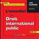 L'essentiel du droit international public