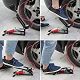 #8: Cherry New Product High Pressure Deluxe/Strong CN-200 Foot Pump For Bicycle Air Pump For Ball Car Bike Bicycle