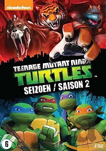 Teenage Mutant Ninja Turtles - Nickelodeon - Saison 2 (Les Tortues Ninja)