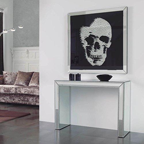 SCHULLER - Cuadros Decorativos - Espejo Skull Grande - iBERGADA