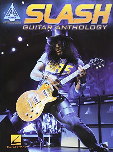 Slash - Guitar Anthology - Tab Roses Guns And