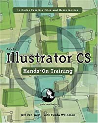 Adobe Illustrator CS: Hands-On Training by Jeff VanWest (2004-03-31)