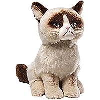 Enesco 4040133 Figurina Grumpy Cat, Resina, Disney Show Case 23 cm