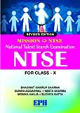 #9: Mission NTSE for Class X
