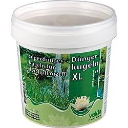 Velda 122256feritlizzante per super crescita per piante acquatiche, 55palline XL