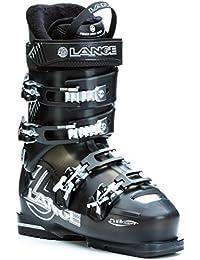 Lange–botas de esquí RX 80Low Volume–Mujer–negro, negro