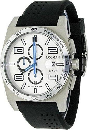 Locman 020900AAGBKKSIK Reloj de pulsera para hombre