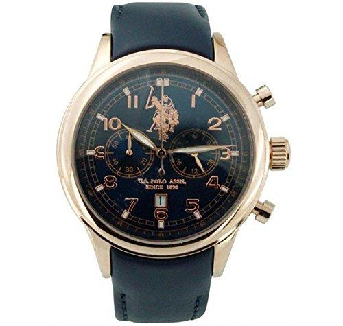 U.S.POLO ASSN. Herren-Armbanduhr USP4220BL