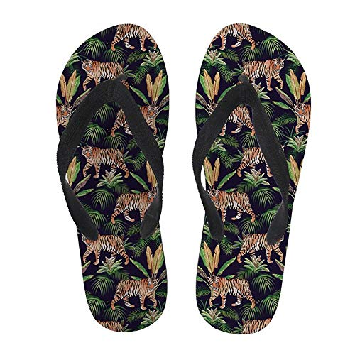 Zuyau ciabatte da spiaggia Uomo Infradito Male Slippers 3D Head Print Sandalen Lässig Flache Flip Flops Sommer Strand Schuhe Schöne Tanga Sandalen Pool Schuhe 7