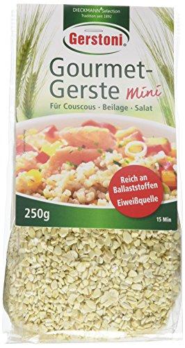 Gerstoni Gourmet-Gerste Mini, 3er Pack (3 x 250 g)