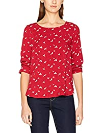 TOM TAILOR Damen Bluse Trendy Print Blouse Shirt