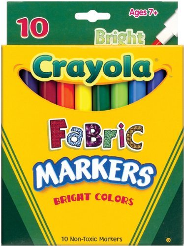 crayola-fabric-markers-10-pkg