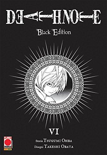 scaricare ebook gratis Death Note. Black edition: 6 PDF Epub