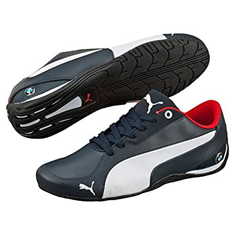 Puma BMW MS Drift Cat 5 NM 2, Unisex-Erwachsene Sneaker, Blau (bmw team blue-white 02), 44 EU