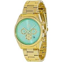 Reloj Marea Hombre B41156/7 Dorado Multifunción Verde