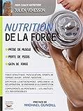 Nutrition de la force...